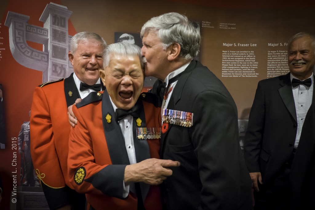 Chinese Canadian Military Museum 70th Anniversary Gala